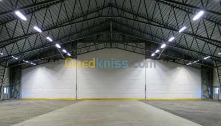 Location Hangar Alger Hraoua