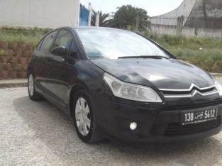 CITROEN C4 ESSENCE TOUTE OPTIONS