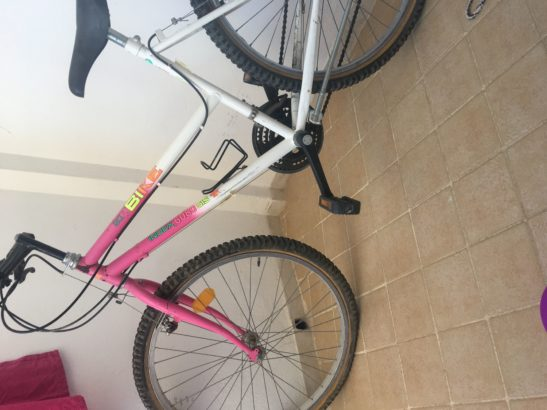 soft bike