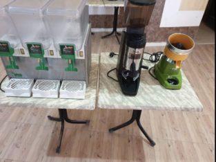 matériel café