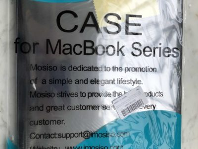 Cache pour mac book pro