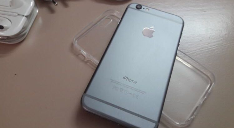 IPhone 6 mise en vente