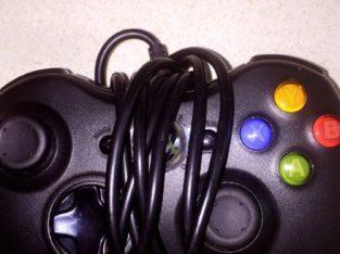 Privé: manette de jeux sur Xbox et ordinateur