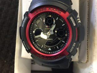 خاص: Casio watch