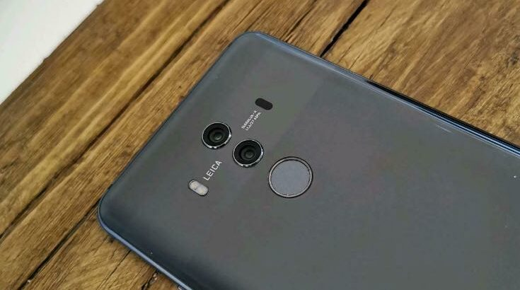 Huawei Mate 10 Pro TOP!!!!