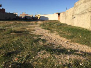Privé: Un terrain dans Kalaa Kebira (fedn3oun)u, à 260 m sur la route principale, aménageable, avec certificat de propriété, à proximité de l'école, et à 1 km du centre-ville