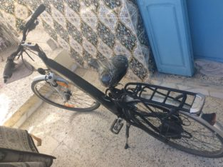 Privé: a vendre vélo électrique