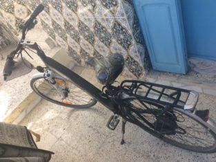 Privé: vélo électrique émotion neo city
