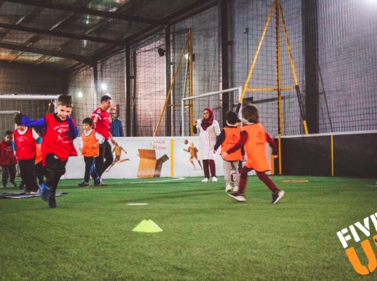 FIVE UP Soccer Oran