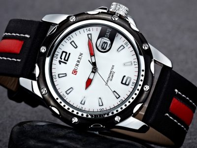 A Beautiful  CURREN Watch for Sale