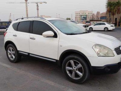 Nissan Qashqai Model 2010 For Sale (Dubai)