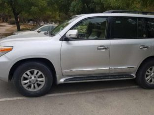 Toyota Land cruiser 2012 for sale