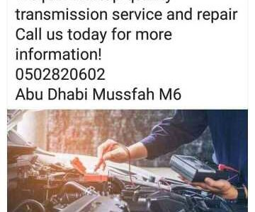 Tap top automatic transmission repairing workshop