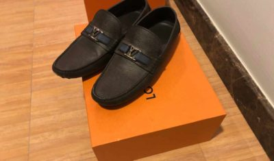 Louis Vuitton Loafers – Size 7