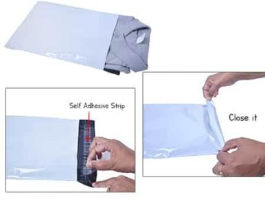 Waterproof document mailing bags (Dubai)