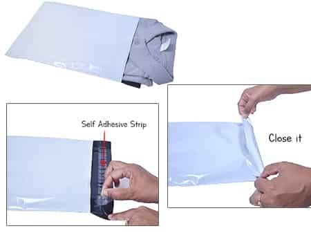 Waterproof document mailing bags (Dubai)
