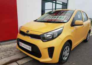 SIZZLING HOT 2019 KIA PICANTO 1.0 START AUTOMATIC
