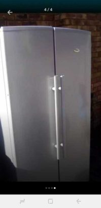 Whirlpool fridge side by Side for sale