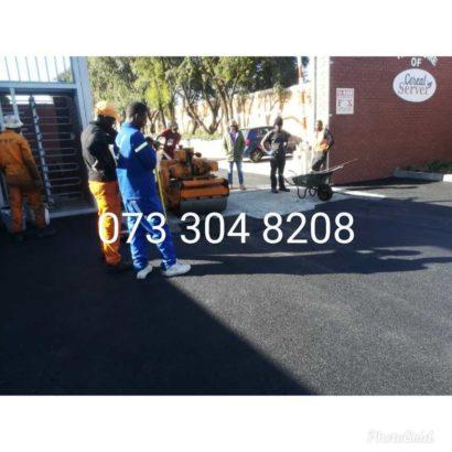tar surfacing ,paving and tennis courts