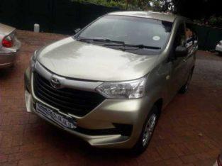 Toyota Avanza 1.5 SX