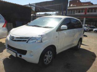 Toyota Avanza 1.3 SX for sell