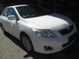 Toyota corolla Advanced 1.4