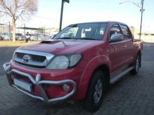 2013 Toyota Hilux 3.0 D4D Heritage Double cab