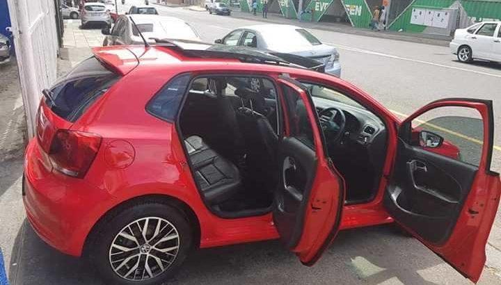 Volkswagen polo tsl