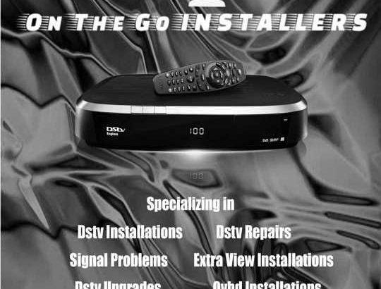 Dstv Signal Repairs,Installation Call/whatsapp 0676852729