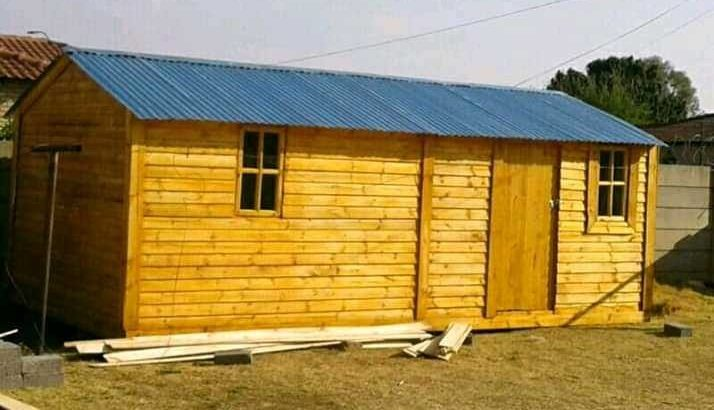 wendyhouse for sale 3mx3m