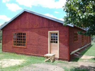 Logcabins for sale 6mx6m